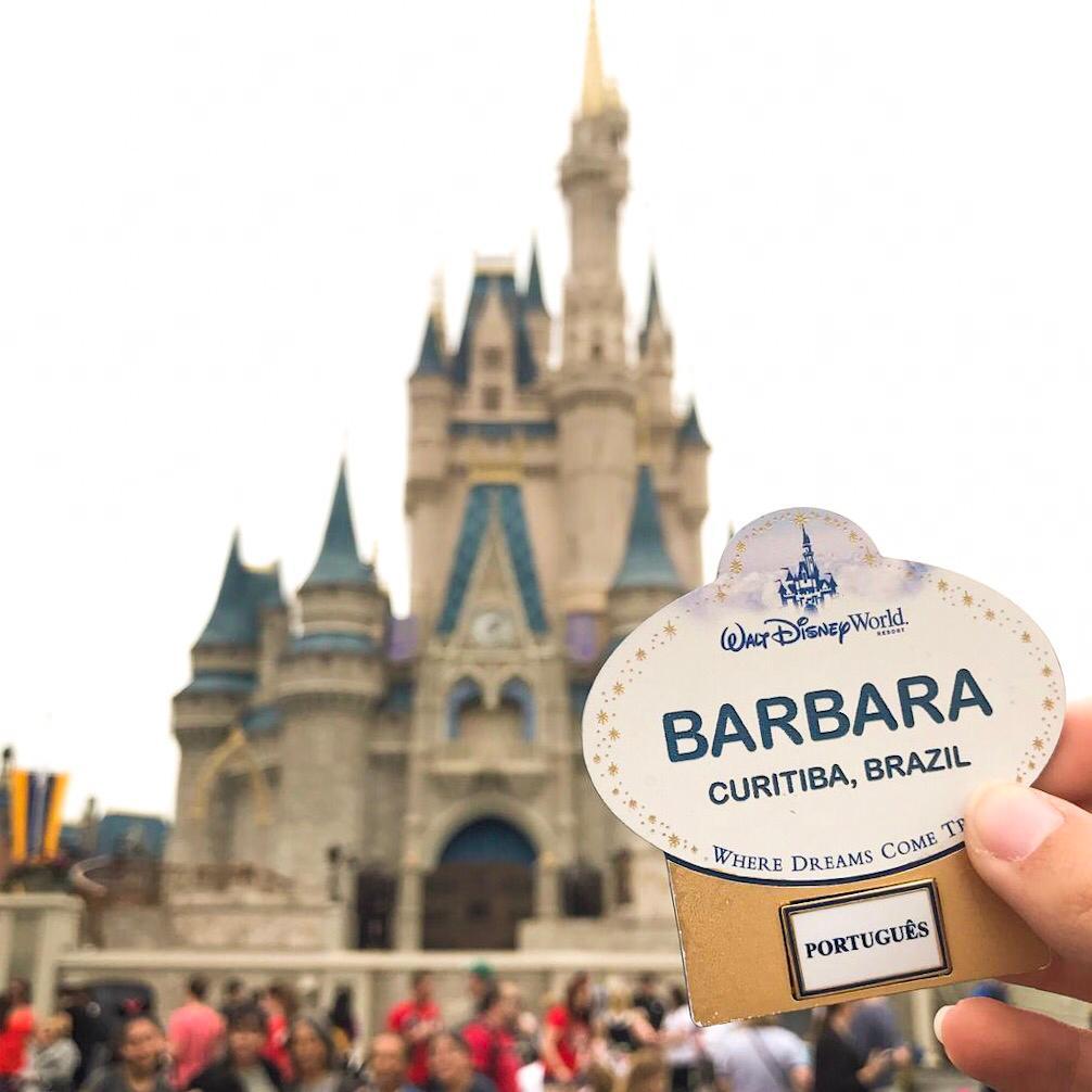Como eu consegui trabalhar na Disney?