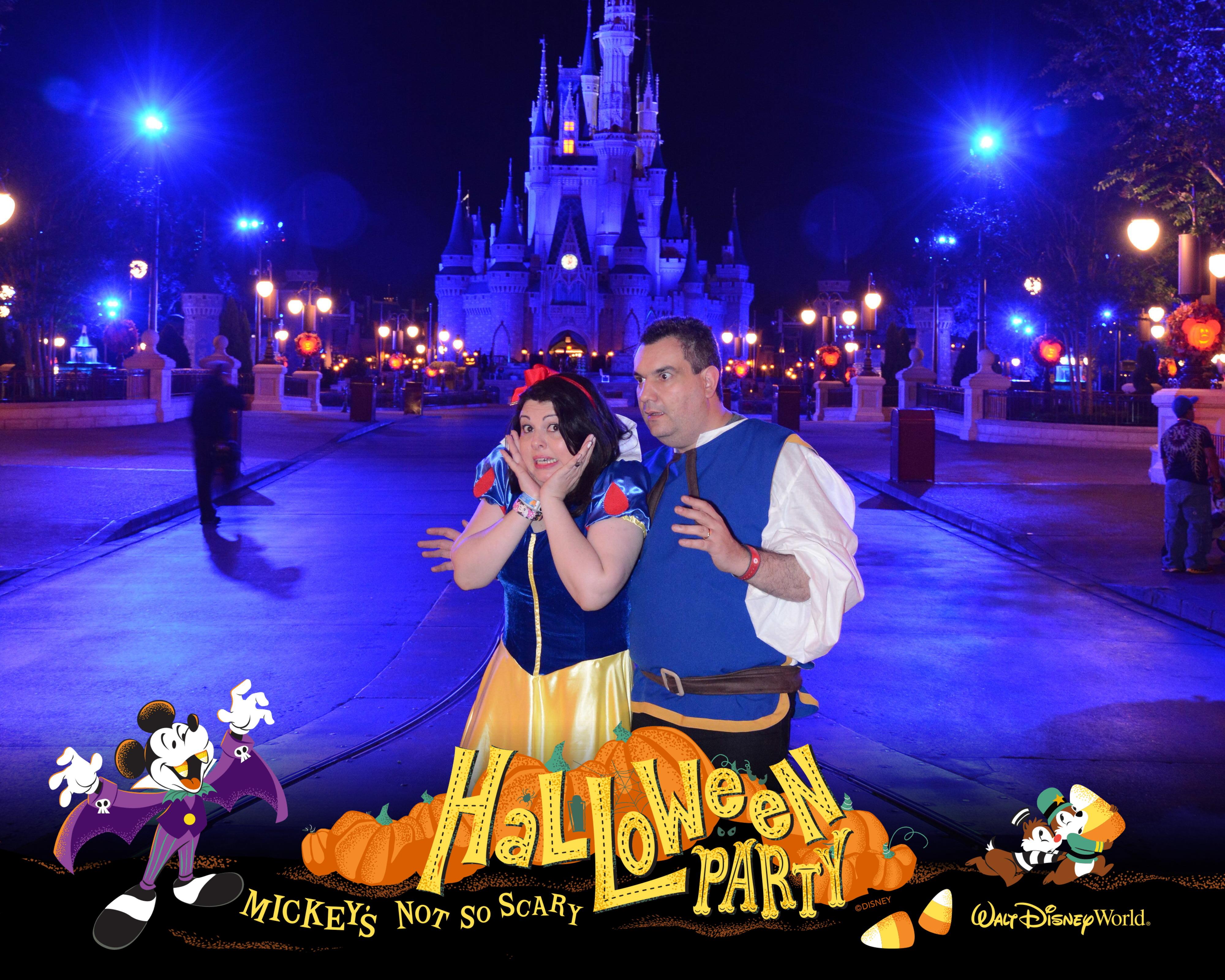 Halloween da Disney: Uma festa nada assustadora e muito divertida