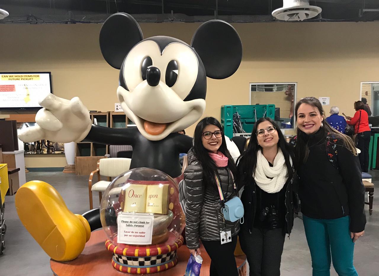 Cast Connection e Mickey's Treasures: o melhor lugar de compras para Cast Members