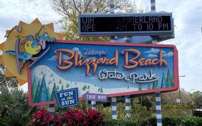 Tudo sobre o Parque Aquático Disney's Blizzard Beach