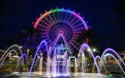 Icon Park Orlando – Uma ótima opção de lazer fora dos parques