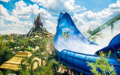 Volcano Bay – O parque aquático de Universal Studios