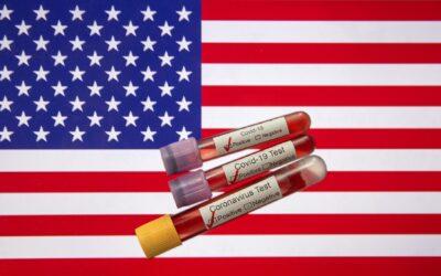 Teste de COVID-19 será obrigatório para entrada nos EUA