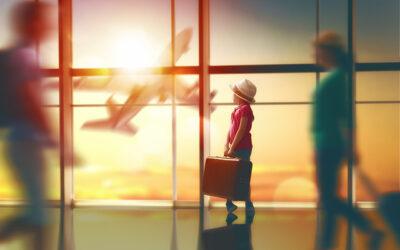 Autorização de viagem para menores – Quando é necessário