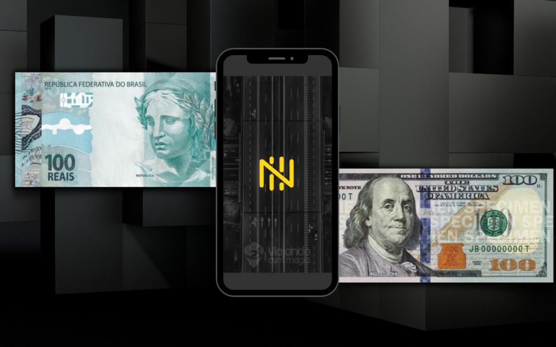 Abra sua conta digital americana gratuita Nomad e ganhe 10 dólares